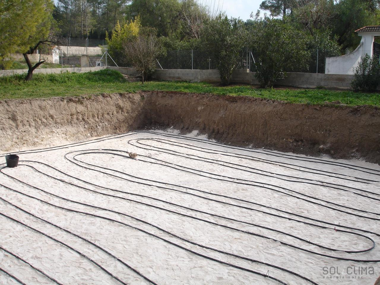 Geothermal heating facilities in los Angeles, California
