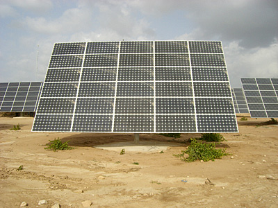 Solar power advantages